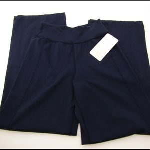 Lululemon navy Sit in Stillness pant NWT